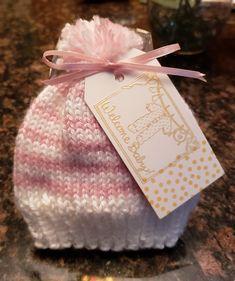 New Knitting Headband Baby Hat Patterns Ideas Baby Hat Knitting Patterns Free, Baby Cardigan Knitting Pattern, Baby Hat Patterns, Baby Hats Knitting, Knitted Baby Beanies, Beanie Pattern, Easy Knitting, Newborn Knit Hat, Newborn Hats