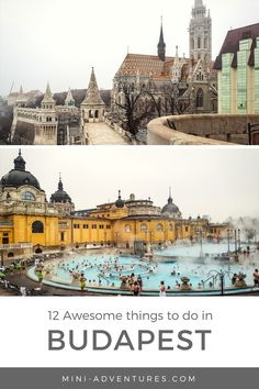 Planning a visit to Hungary's capital? Check out 12 awesome things to do in Budapest, including plenty of free and budget-friendly attractions!