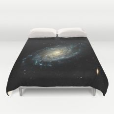 Stellar Galaxy Duvet Cover