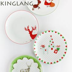 cutest chirstmassy gifts !  sc 1 th 225 & Cheap dinner plates Buy Quality plates and dishes directly from ...