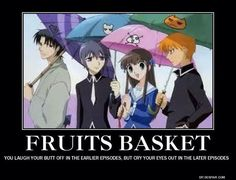 Fruits Basket :')