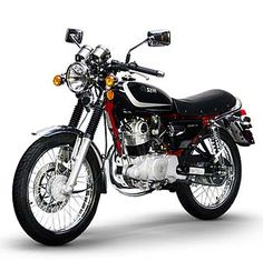 SYM Wolf Classic 150. I love the retro (CB125) look of this bike. Nicely done. I wish the engine was a little larger....