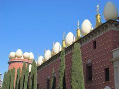 Dali Museum in Catalonia, Spain
