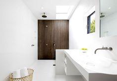 Three Homes Under One Roof white bathroom