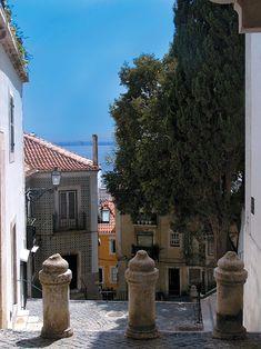 Alfama, el barrio más antiguo de la ciudad - 100 cosas sobre Lisboa que deberías saber