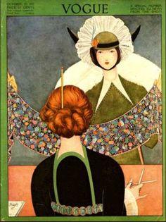 Vogue - 15 October 1913