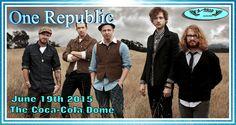 One Republic concert,