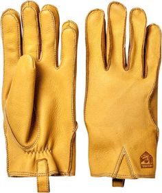 """HESTRA gloves """"Mora"""" made in Sweden from elk leather. Pure, simple, straight. Limited production every year, not so many y...w elks out there."""