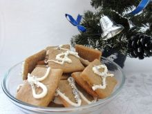 Kávový keks Gingerbread Cookies, Food, Basket, White Chocolate, Dessert Ideas, Bakken, Gingerbread Cupcakes, Essen, Meals