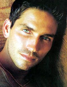 "Jim Caviezel - wore brown contacts when he played Jesus in Mel Gibson's ""Passion of the Christ""."