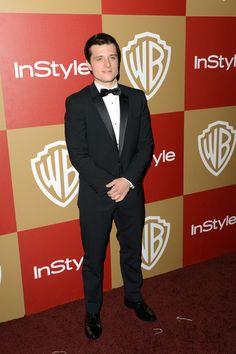 Josh Hutcherson @Golden Globes After Party
