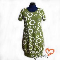 VAATEPUOTI - Tilauspuoti - Naisten vaatteet - Sara trikootunika *eri värejä* (XS-XXL) - ROYAL-TUOTE