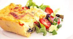 Jednoduchý recept pro rychlou večeři nebo vydatnou snídani. Je dobrá jak za tepla, tak i studená třeba s kefírovým mlékem. Vařte s Rohlik.cz, suroviny vám přivezeme už do 90 minut až ke dveřím.