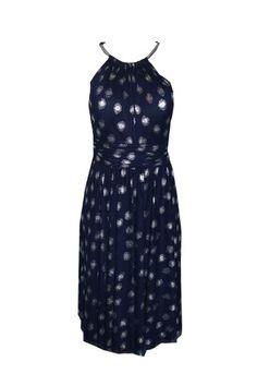 $77 Jessica Howard Women's Sleeveless Shirred Neck Fit and Flare Dress, Navy/silver (8) Jessica Howard http://www.amazon.com/dp/B00K0PWN46/ref=cm_sw_r_pi_dp_vjK5vb0K3PYNE