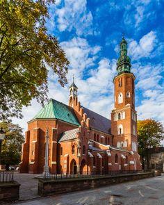Parish Church of St. John the Baptist (kosciol farny sw. Jana Chrzciciela), Radom, Poland