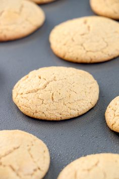 World's Greatest Peanut Butter Cookies - Melt-in-your-mouth, soft and delicious peanut butter cookies. These are a readers' favorite recipe! Bakery Style Chocolate Chip Cookie Recipe, Homemade Peanut Butter Cookies, Peanut Butter Recipes, Chocolate Chip Cookies, Fun Cookies, No Bake Cookies, Easy Cookie Recipes, Dessert Recipes, Cookie Factory