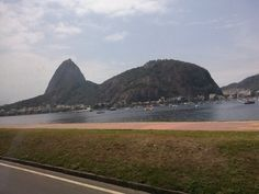 Ciclovia da praia de Botafogo - RJ