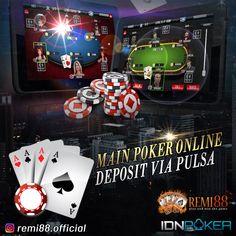 Bermain IDNPoker di Remi88 caranya sangat mudah, aman, dan tanpa lelet. Menggunakan Server IDN menjadikan permainan poker anda semakin berkualitas dan menyenangkan.  Registrasi ID IDNPLay Poker & Gaple Online Remi88 Via Whatsapp +855979905651.   #remiidnpoker #remiidnplay #remi88idnplay #remi88idnpoker #remi88pokeruangasli #remiidnpokerpulsa #remiidnplaypulsa #daftarpokeronline #idnpoker #idnplay #judiidnpoker #judikartuidnpoker #judipokeridn #bancarceme #ceme #idnpokerceme #cemekeliling Poker, Play, Games, Gaming, Plays, Game, Toys