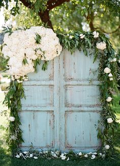 Dressed Up Doors | W