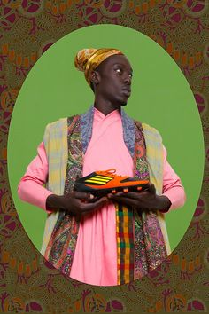 Omar Victor Diop - 49 Artworks, Bio & Shows on Artsy Frieze London, Drawing, Afrique Art, Contemporary African Art, African American Art, African Culture, Textiles, African Design, Art Fair