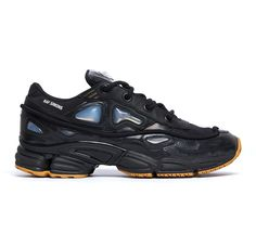 Adidas x Raf Simons Ozweego III - Black/corn yellow