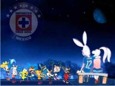 cruz azul el rey !! - YouTube