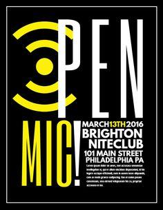 30 best karaoke poster templates images on pinterest poster