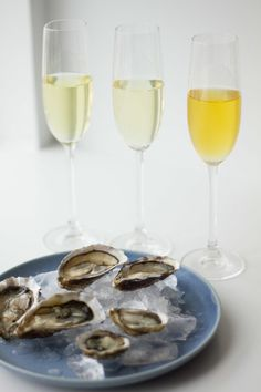 Dare to pair: tea and oysters