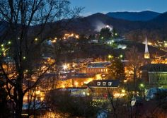 In Sylva, a city of just 2,600 people, there are plenty of brewpubs, book shops, hiking and fishing.
