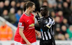 Evans and Papiss Cisse both charged by FA over spitting incident