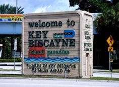 Welcome to Key Biscayne (Key Biscayne, Florida)