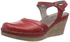 Manitu 920206 Damen Slingback Sandalen mit Keilabsatz - http://on-line-kaufen.de/manitu/manitu-920206-damen-slingback-sandalen-mit