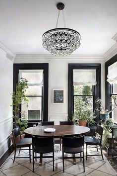 10 Rooms Where Chandeliers Are King