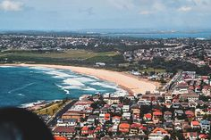 Maroubra Beach Sydney  Helicopter flight around Sydney. by sneakerdailyandstreets http://ift.tt/1NRMbNv