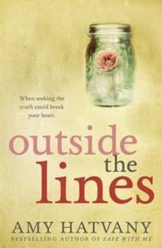 """""""Amy Hatvany's latest novel, Outside the Lines,  provides a beautiful insight into mental illness – both from the perspective of the person struggling with the disease and those around them. Outside the Lines is a lovely novel and very much worth a read. Those living with mental illness – themselves or via their loved ones – will find this novel very moving and (hopefully) not too confronting."""" @schmiet"""