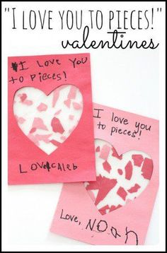 Valentines Day Craft Series Thumbprint Valentine Cards  All you