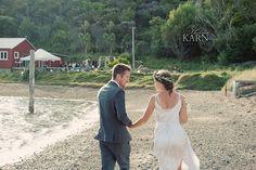 beautiful vintage themed Waiheke Island wedding
