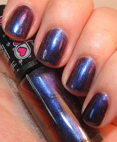 Great blog with lots of swatches