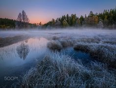 Quiet morning by Dag Ole Nordhaug on 500px