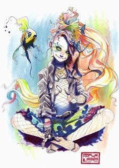 Delirium by Archiri
