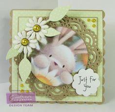 Donna Mosley - Bebunni Floral - #crafterscompanion
