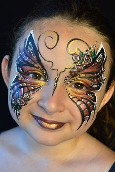 Awesome artist and design... Jasmin Walsh Face & Body Art