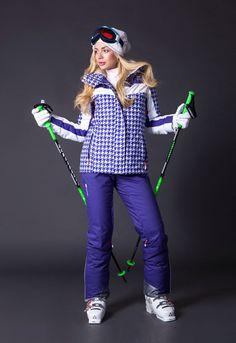 Ski jacket, ski pants