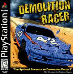 Demolition Racer Sony Playstation