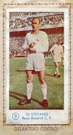 El Real Madrid campeón de Europa en 1958.