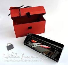 Hilda Designs: Caja de Herramientas para Papá