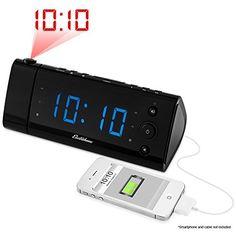 Electrohome USB Charging Alarm Clock Radio with Time Proj... http://www.amazon.com/dp/B00LZWJ92C/ref=cm_sw_r_pi_dp_UjLmxb0YM0DCR