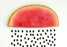 Tutti Frutti: Food Art by Sarah Illenberger | Inspiration Grid | Design Inspiration