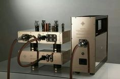 High end audio audiophile vacuum tube amp hi fi