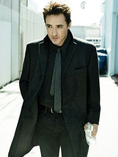 John Cusack...if I were to stalk a celebrity, Cusack would be it!! <3 him!!!